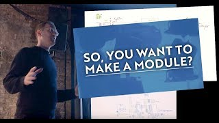 How to Make a Eurorack Module: A talk by James Carruthers, NoBots