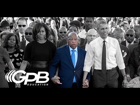 Congressman John Lewis: A Civil Rights Hero