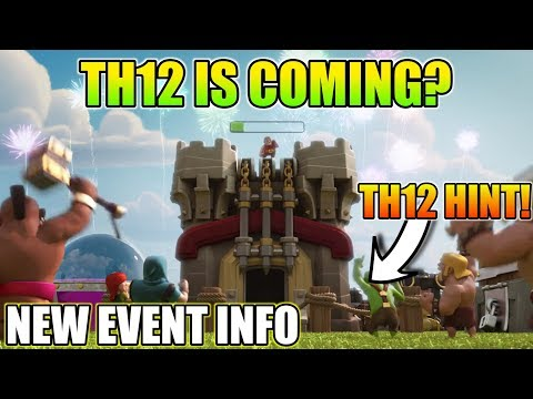 NEW EVENT : UPGRADE BUILDING WITH 2X SPEED | TH12 HINT BY SUPERCELL? | UPDATE IS COMING