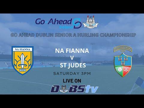 SHC A QF - Na Fianna v St Judes