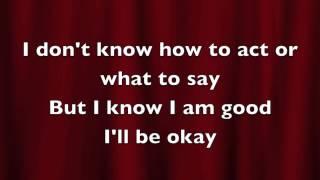 Ina- Fall (Lyrics)