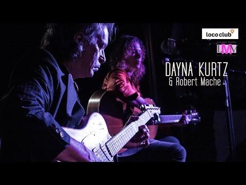 Dayna Kurtz  con Robert maché - Sala Loco Club - Valencia - LMV Live Music Valencia