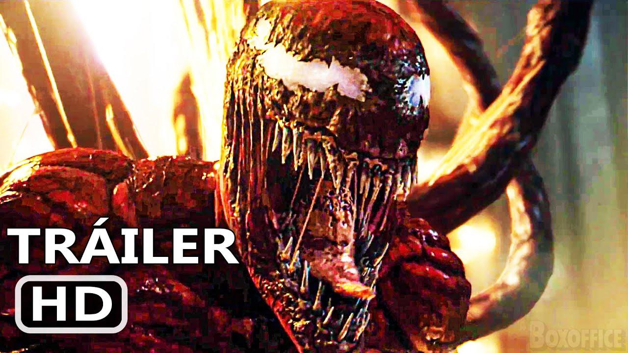 Venom 2 Trailer Espanol 2 Nuevo 2021 Youtube