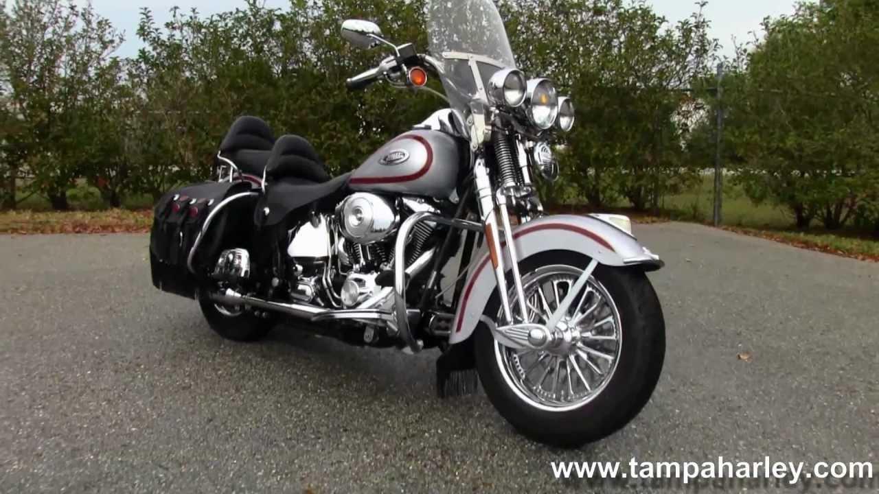 Used 2000 Harley-Davidson FLSTS Heritage Softail Springer
