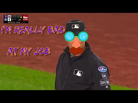 Angel Hernandez sucks