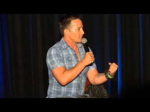 Supernatural DCCon 2015  Travis Aaron Wade