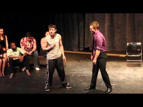 Montclair State University BFA Musical Theatre Big Little Cabaret 2014