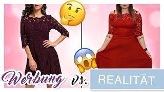 WERBUNG VS. REALITÄT - Online Shopping - Rosegal.com #2 - YooNessa