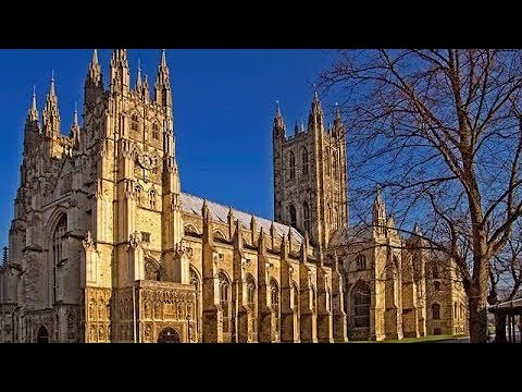 Canterbury Cathedral, Canterbury, South East, England, United Kingdom, Europe