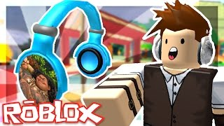 How to get the Moana Headphones | Island Adventures | ROBLOX [EVENT ENDED]