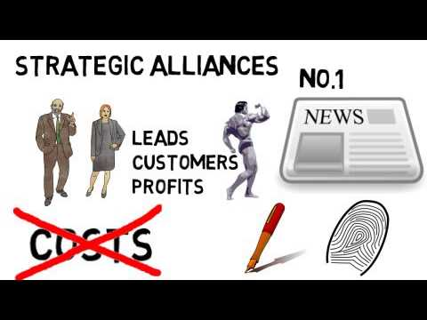 What are Strategic Alliances?
