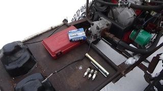 Самодельный трактор с двигателем Ваз классика
