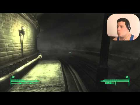 Fallout 3 - Following in His Footsteps - Farragut West Station - 6