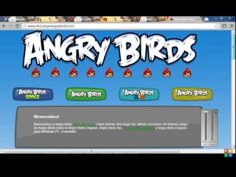 como descargar 6 juegos de angry birds  1 juego de bad piggies