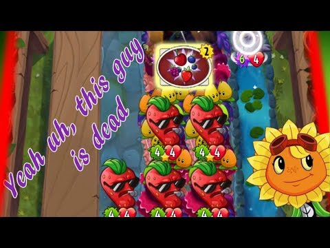Expect the Unexpected - SF Berries - PvZ Heroes - Part 2