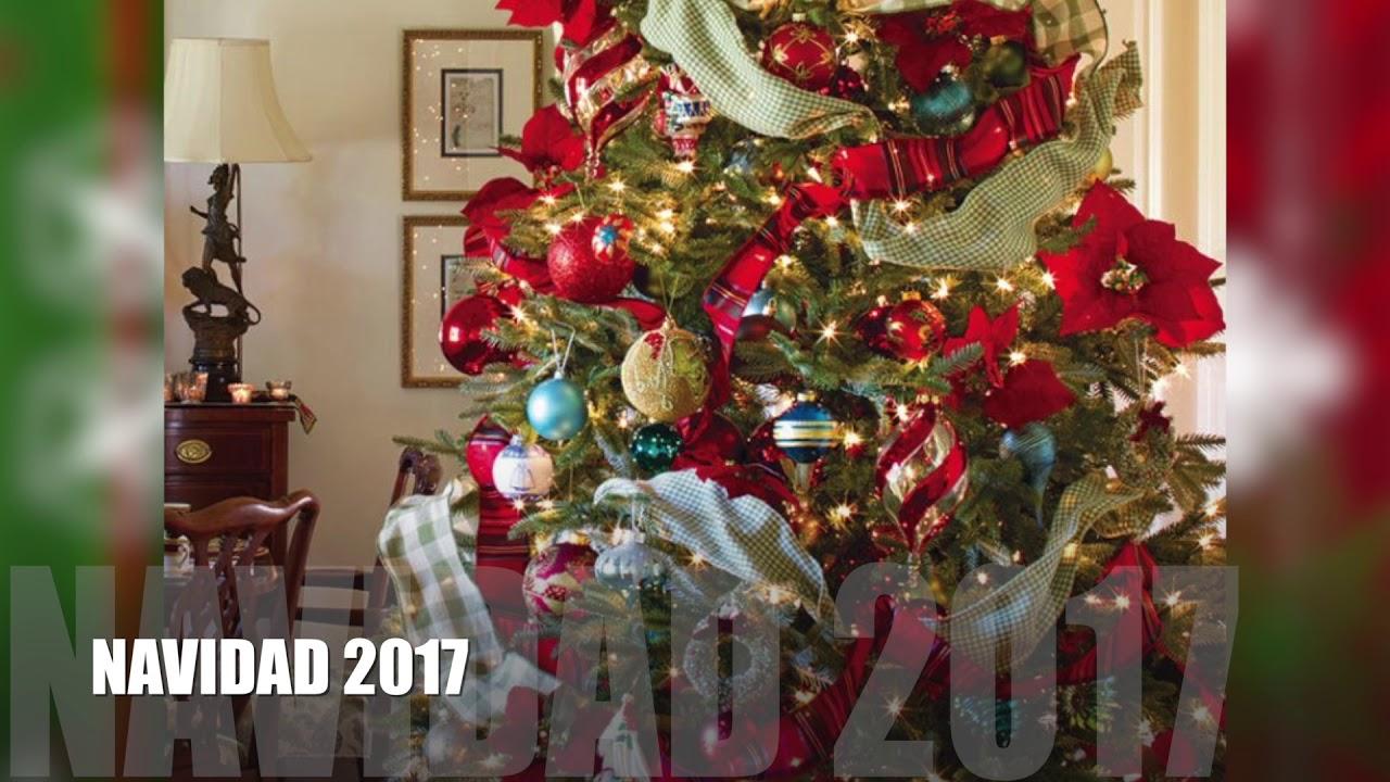 Arboles de navidad 2018 outfits navide o tendencia youtube for Adornos navidenos ultimas tendencias