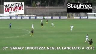 Viterbese Castrense-Olbia 1-0 Play-off Serie D