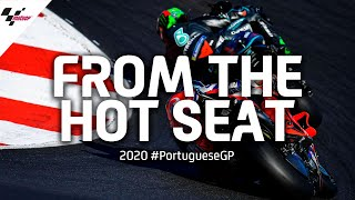 The Start from the Hot Seat | 2020 #PortugueseGP