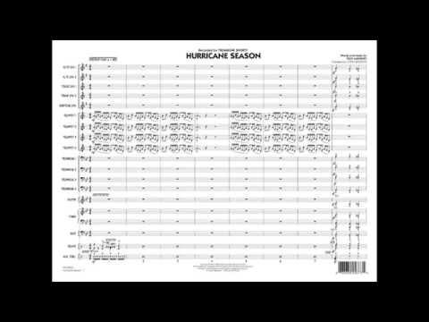 Hurricane Season arranged by John Wasson