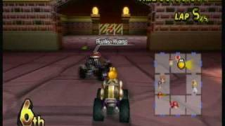 Mario Kart Wii Wi Fi Tournament 6 Ds Twilight House Youtube