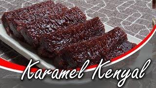 Resep Karamel Kenyal   By Yani Cakes #116