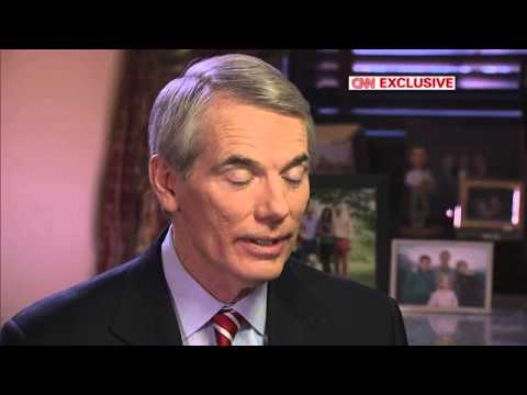 GOP Sen. Portman explains his newfound support for gay marriage