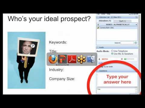 Online Sales Training: LinkedIn's Sales Navigator Overview