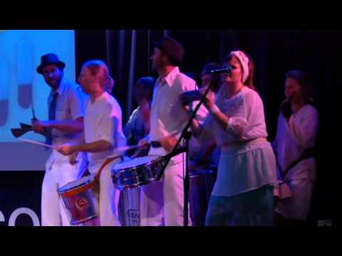 Community=Music: Wolf Thump at TEDxChico