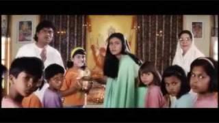 Kajol & SRK -  Miłość to przyjaźń