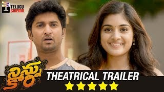 Ninnu Kori Official Theatrical Trailer | Nani | Nivetha Thomas | Aadhi Pinisetty | #NKTrailer