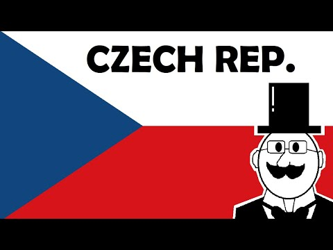 A Super Quick History of the Czech Republic