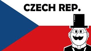 A Super Quick History of the Czech Republic