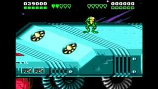 Battletoads and Double Dragon- The Ultimate Team (Genesis)- Gameplay 1/3