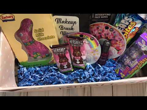 Teenage And Early Adult Easter Baskets