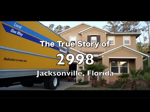 The True Story of 2998 Jacksonville Florida - Dolbier Family 2014