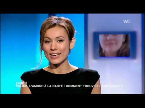 Enquête d'action W9 L' Amour à la carte comment trouver l'âme soeur - FEV 2011