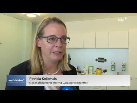 Tele 1: Monvia zum geplanten Master-Abschluss für Hausärzte in Luzern