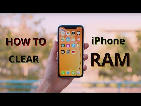 How To Clear iPhone XS RAM Memory 🔥