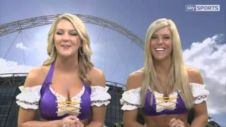 NFL Extra   Minnesota Vikings Cheerleaders   Video   Watch TV Show  Sports