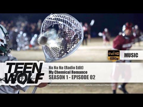 My Chemical Romance  Na Na Na Radio Edit  Teen Wolf 1x02 Music HD
