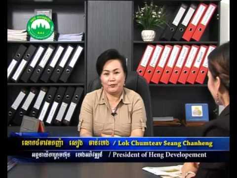 Khmer Property News Program [Video #31]