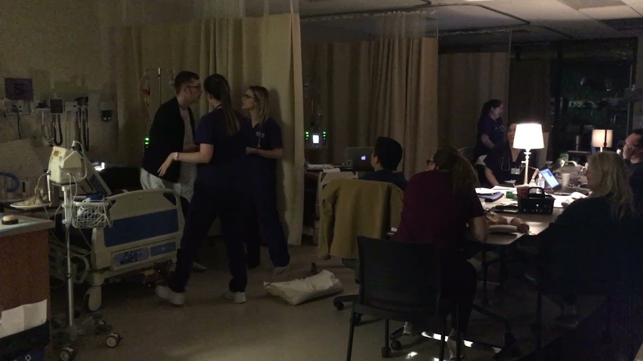 Been There, Doing That: Our Nursing Integrated Sim