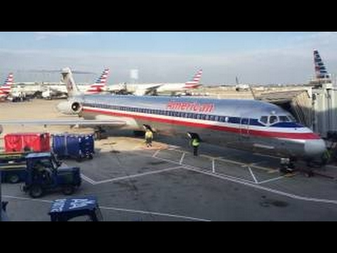 Plane Spotting at Chicago O'Hare International Airport