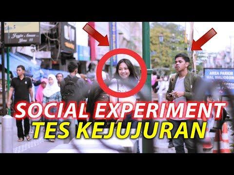 TES KEJUJURAN ORANG INDONESIA - SOCIAL EXPERIMENT