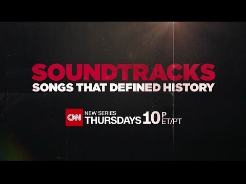 "CNN USA: ""Soundtracks"" promo"