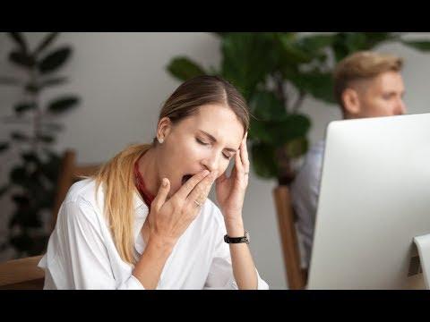 5 причин дневной усталости : Вот почему постоянно хочется спать : серьезные со здоровьем!
