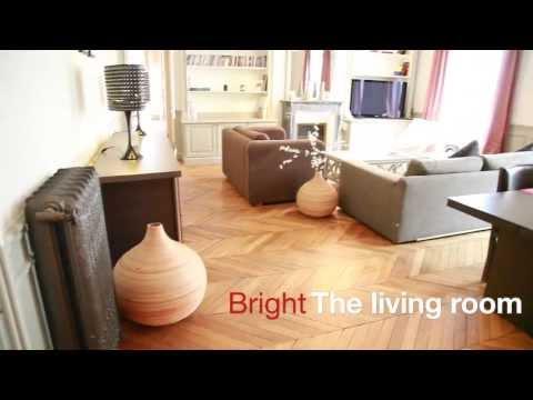 Rent Apartment in Paris on Rue Balzac near Arc de Triomphe - Louqie
