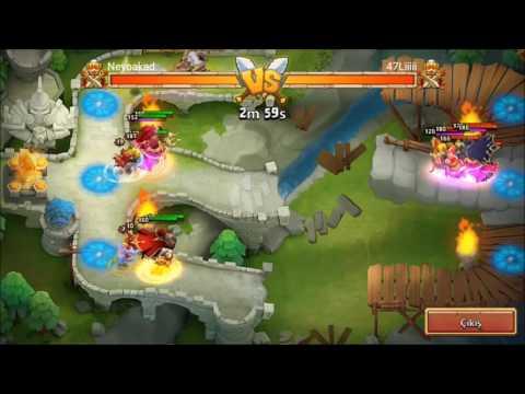 Castle Clash | Best Arena Team Up