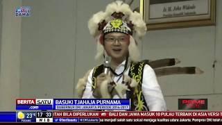 Penghargaan Kehormatan untuk BTP oleh Suku Dayak