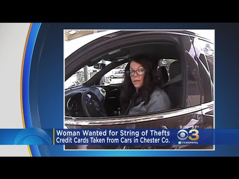 Woman Wanted For String Of Thefts In Chester County